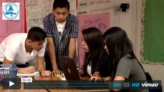 Student Technology Showcase: What's on your bathroom shelf? (video)