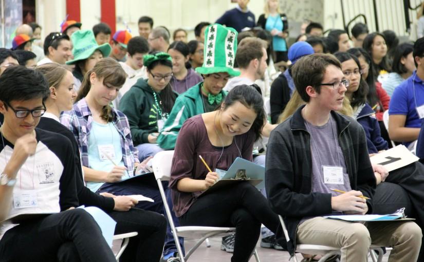 Academic Decathlon is all about teamwork, building 21st-century skills — and havingfun