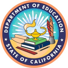 Califonria Department of Education Logo