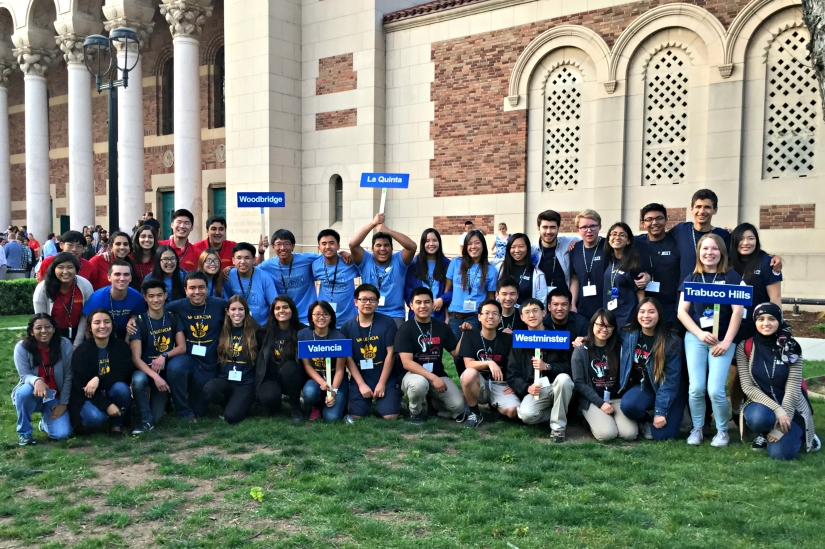 OC high schools, students shine at the 36th annual California Academic Decathlon
