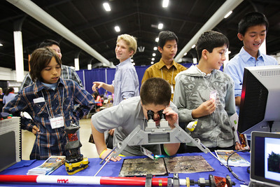 STEM and the Arts Career Showcase connects student talents to futurejobs