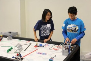 Mattie Lou Maxwell Elementary FIRST Lego League Robotics Program