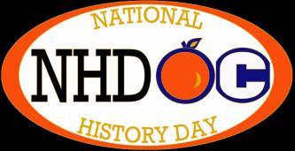 National History Day OC Logo