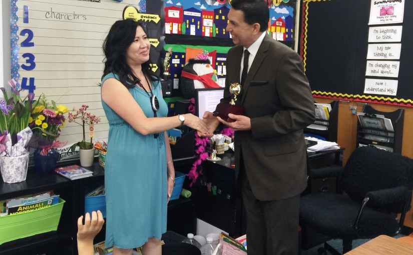 Let's take a look back at this year's Orange County Teacher of the Year announcements (video)