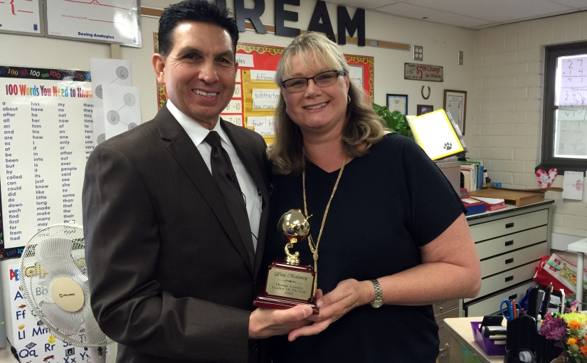 2016 Orange County Teacher of the Year: Lisa Moloney