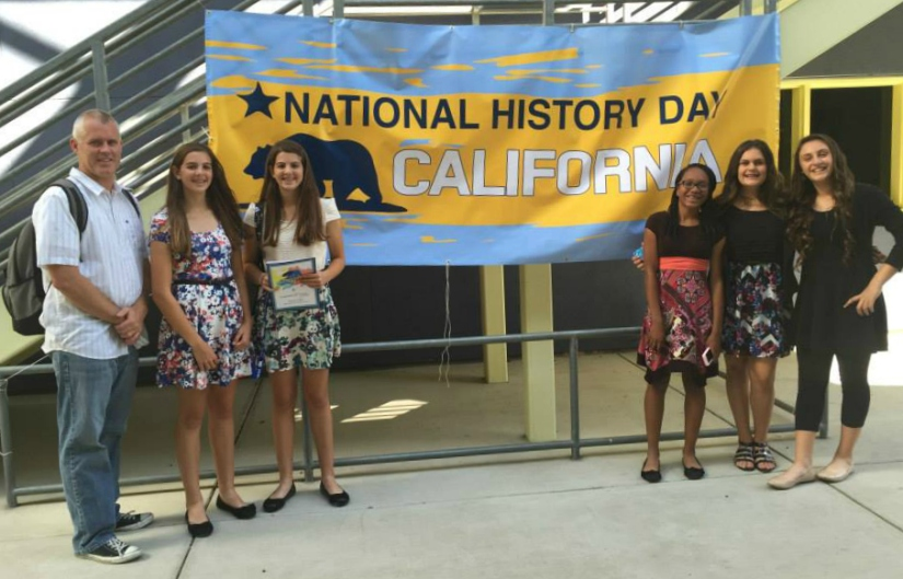 Fifteen OC students invited to compete at the National History Day competition in Maryland