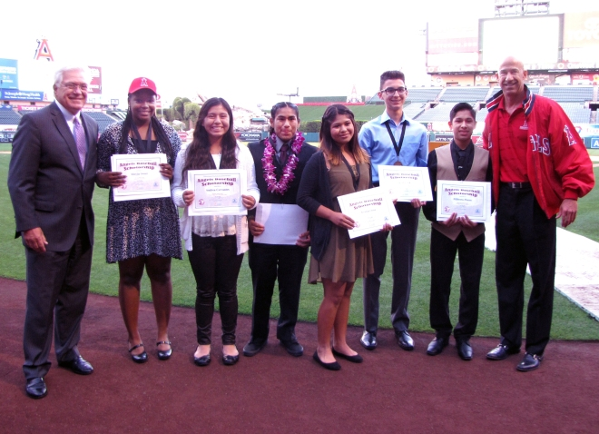 2015 Angels Scholars