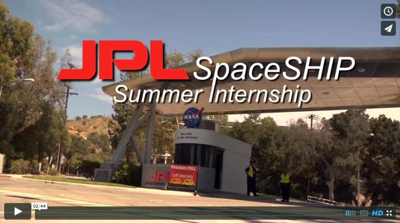 Santa Ana high schoolers complete internship at NASA's Jet Propulsion Laboratory(video)