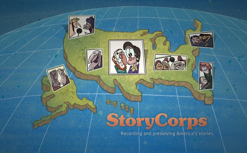 Oral family history project aims to capture a generation of stories over Thanksgiving holiday