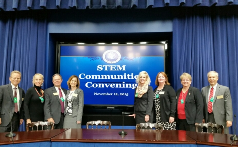 Local leaders share strategies for building 'STEM ecosystems' at nationalconference