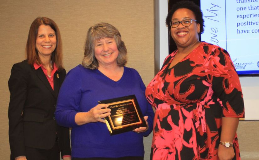 Orange County Department of Education librarian chosen for national public serviceaward