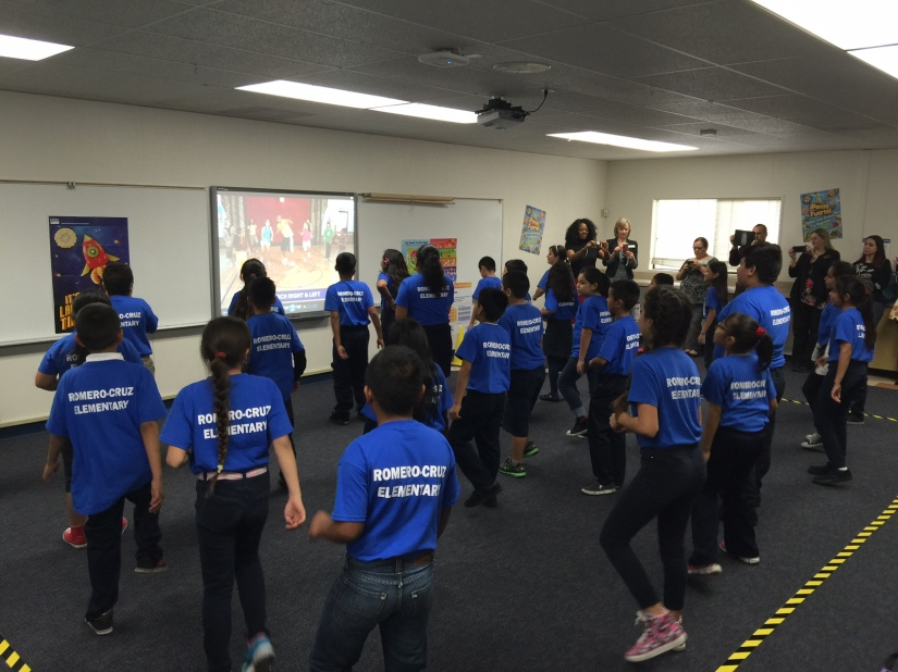 OCDE teams with community partners to open a new Fit Kid Center in SantaAna