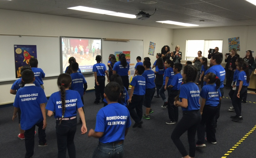 OCDE teams with community partners to open a new Fit Kid Center in Santa Ana