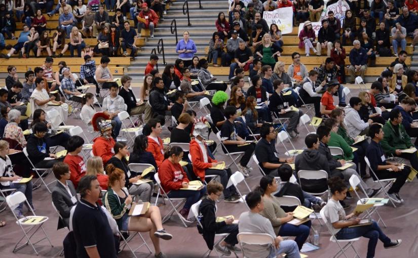 Area high school teams prep for the 48th annual Orange County AcademicDecathlon