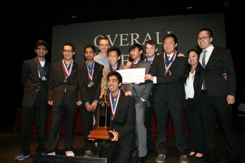 Canyon High School takes the Orange County Academic Decathlon championship