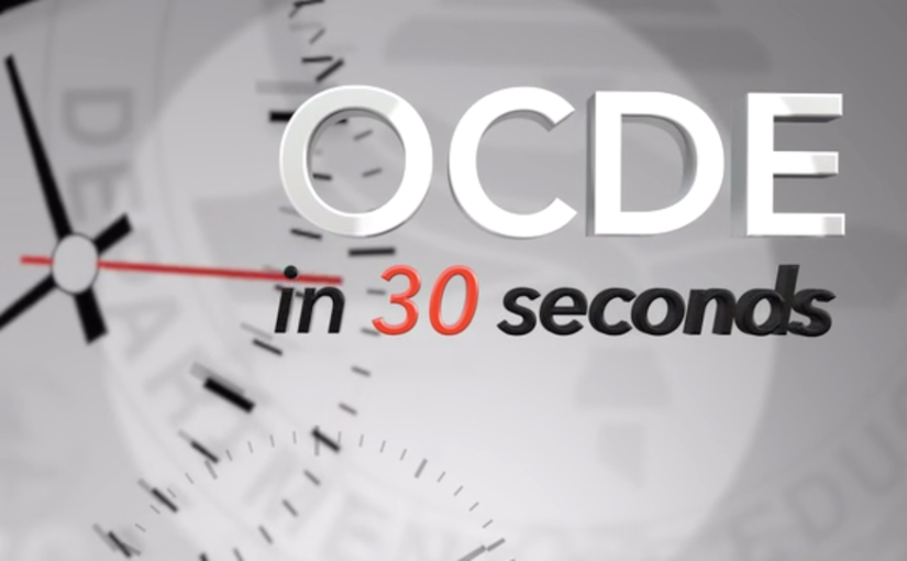 OCDE in 30 Seconds: A brief look at the 'Move More Eat Healthy' program