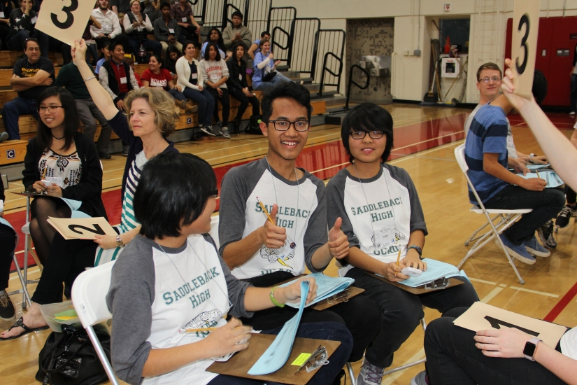 In the news: The 2016 Orange County Academic Decathlon concludes with aflourish